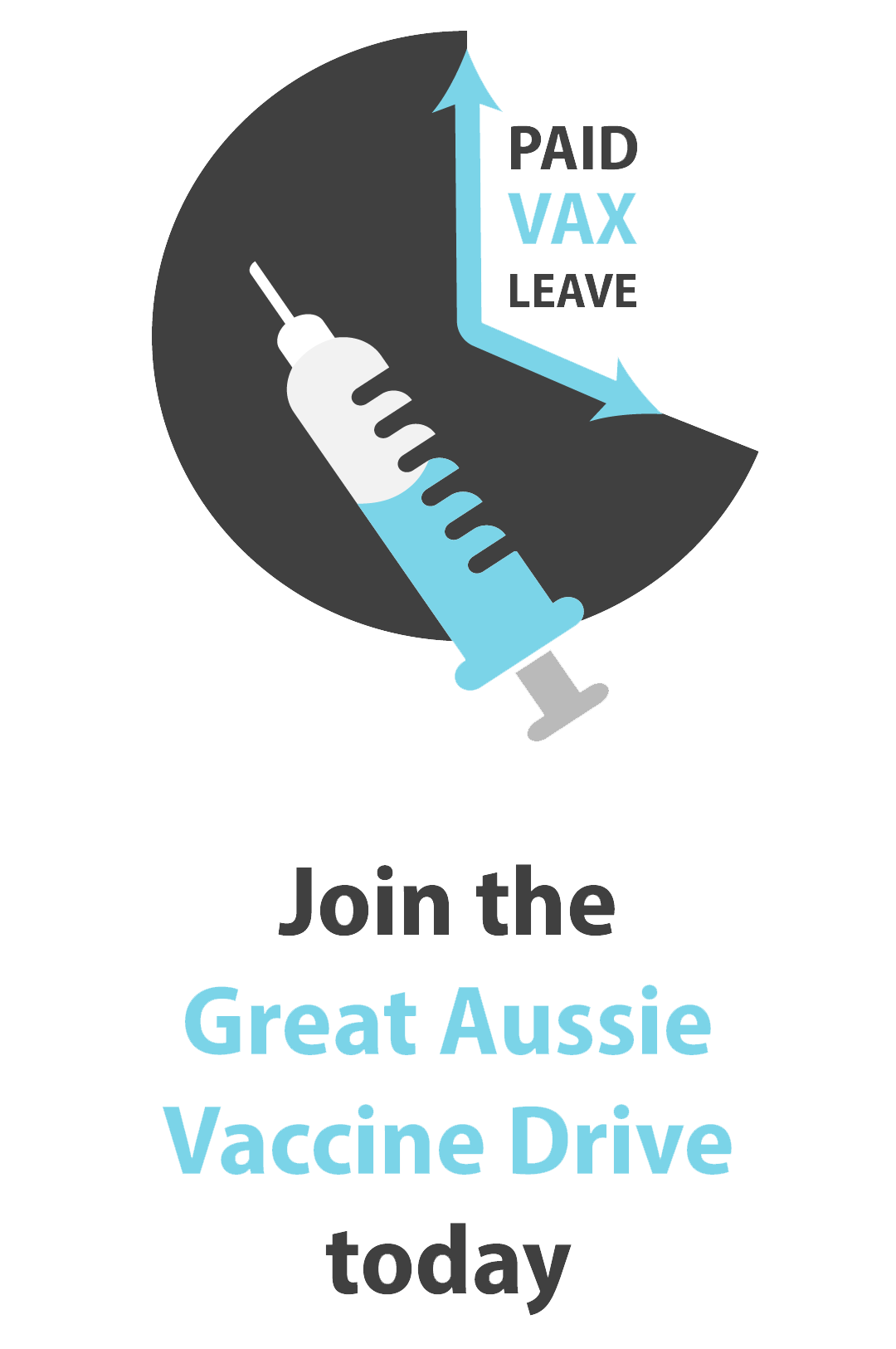 Greate Aussie Vaccine Drive - Side Panel